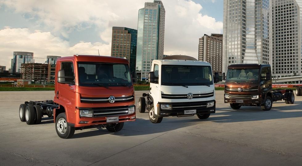 Volkswagen показал новый Delivery