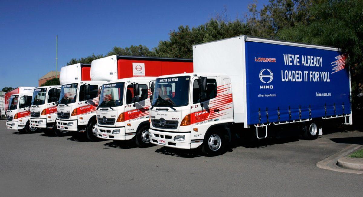 Первые грузовики на Hino Motors выпустят в начале 2019 г.